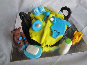 Mother To be Cake