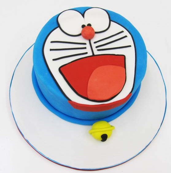 Doraemon Cake Warmoven