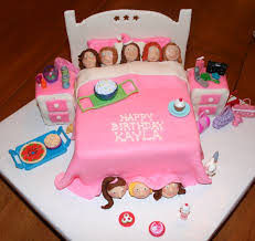 SleepoverCakeforgirls