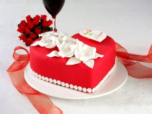 Most Ordered Heart Shaped Cakes