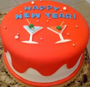 Order New Year Cakes from Warmoven