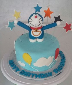Doraemon and his magic
