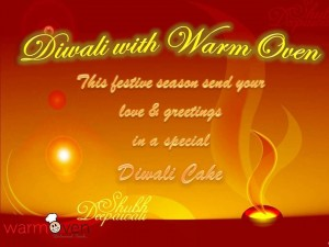 Diwali Wishes from Warmoven