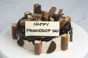Friends Forever Chocolate Cake
