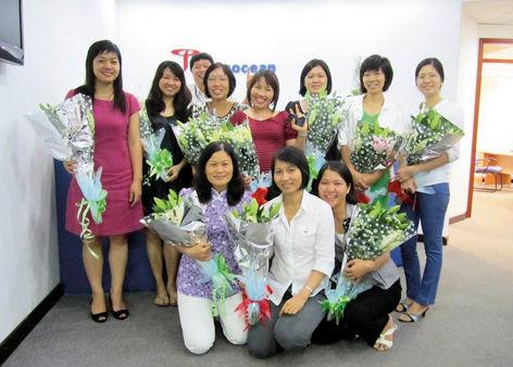 International Women's Day   WarmOven