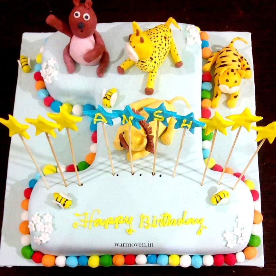First Birthday Cake Ideas | WarmOven