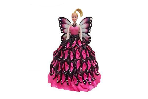 Barbie Princess Fairytopia Cake