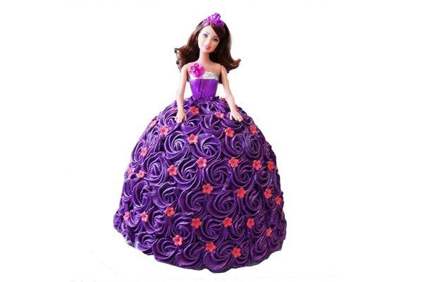 Princess of Diamond Castle Cake