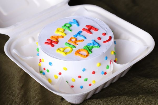 Bento Cakes - Customizable - Pack of 2