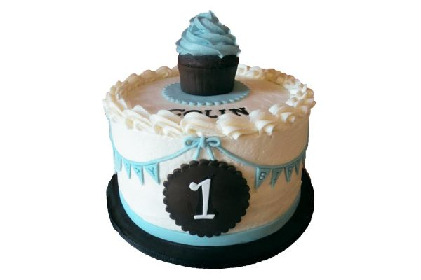 Bliss Cupcake Cake - Customizable