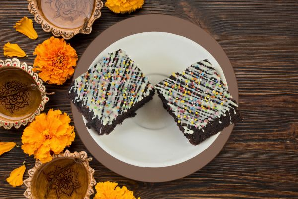 Mother's Day Brownie Pack of 4
