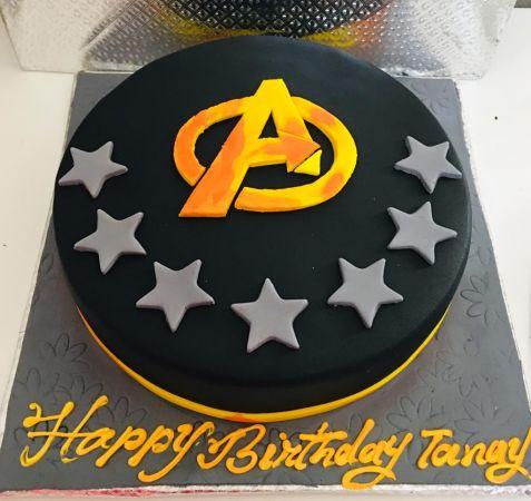 Endgame Cake
