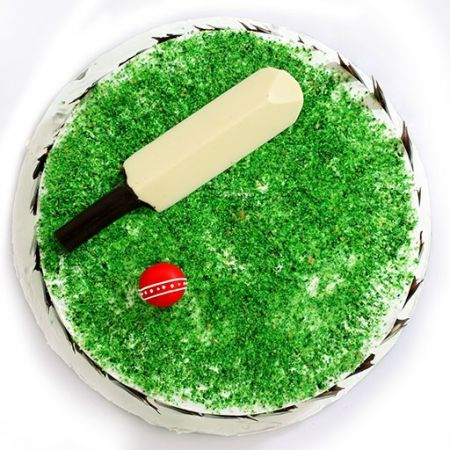 ICC Cricket Cake
