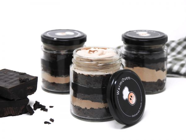 Death by Chocolate in a Jar Combo(200ml) pack of 6