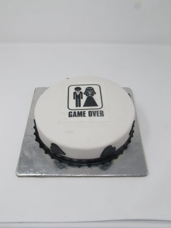 couple love cake
