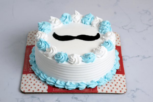 Father's Day Special - Vanilla Cake