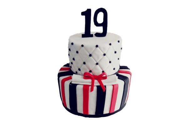 Poker Concept Cake