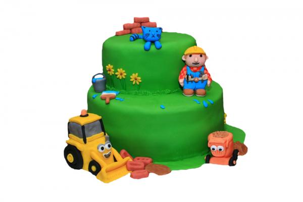 Bob 'The Builder Cake'