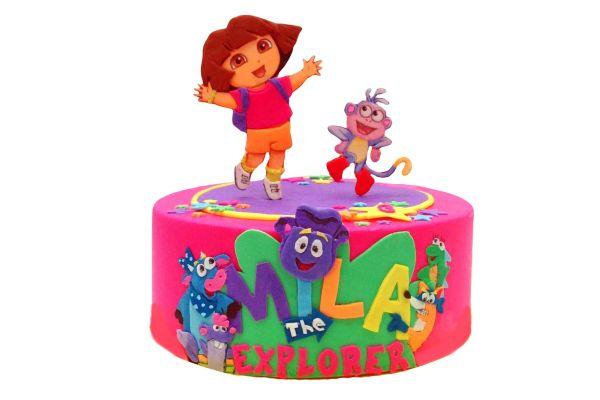 Dora the Explore Cake