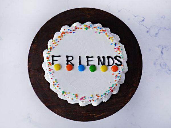 Friendship Day Vanilla Celebration