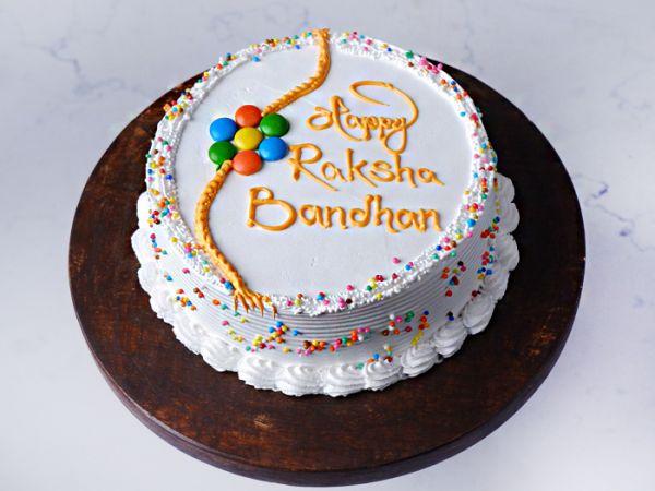 Rakhi Vanilla Celebration