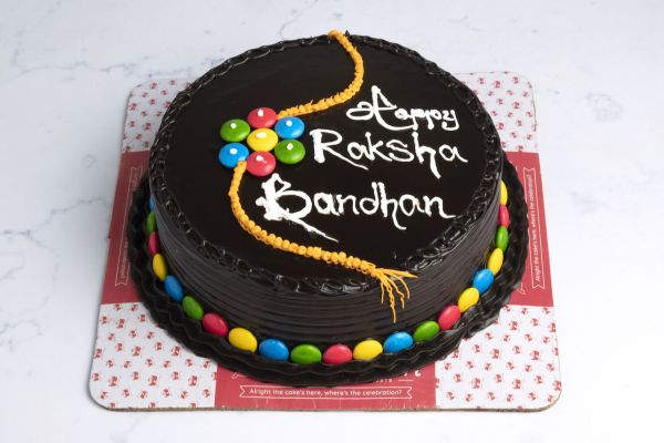 Raksha Bandhan Special - Chocolate Cake