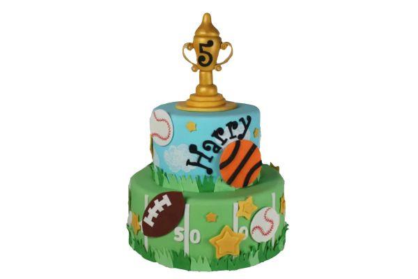 Winning Cup Cake