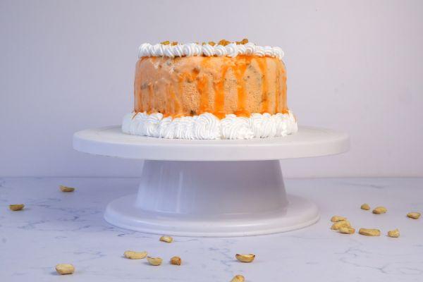 Butterscotch Ice cream Cake