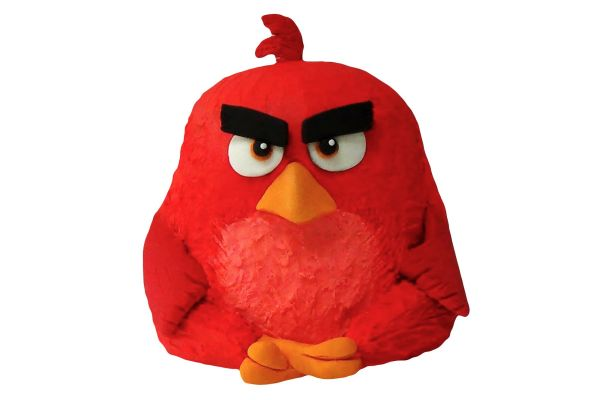 Amazing Angry Birds Cake