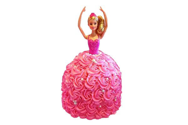 Barbie Dancing Princess Cake