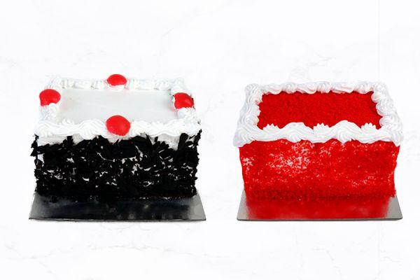 Mini Cake (250 Grams) – Pack of 2 Choose Any Flavor