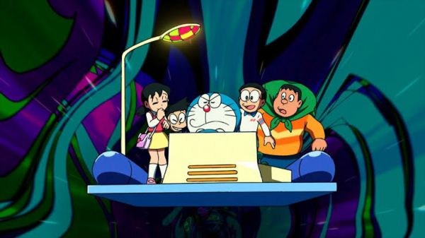 Doraemon All Characters