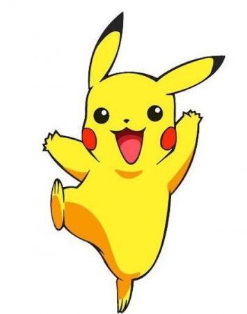 Pikachu Photo Cake #1