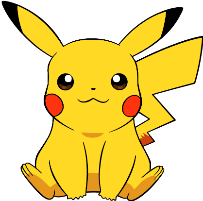 Pikachu Photo Cake #2