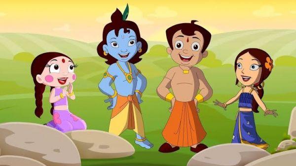 Chota Bheem and Krishna #1