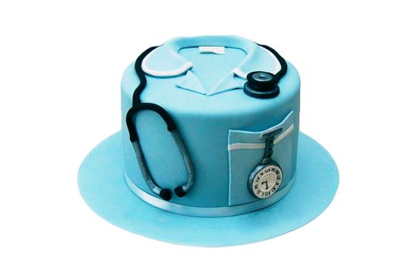 Doctor Theme Cake