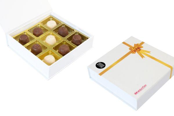 Chocolate Praline - 150 Boxes