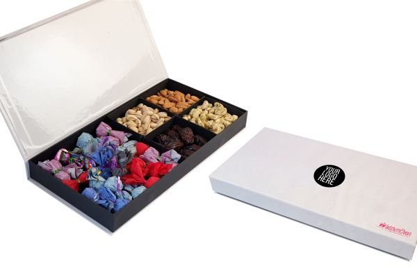 Chocolate Praline plus Roasted Dry Fruits #2 - 150 boxes