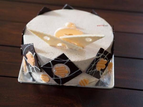 Choco Mocha Cake