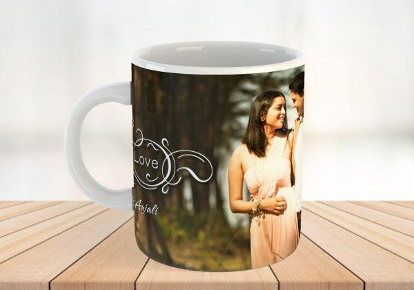 Special Couple Mug