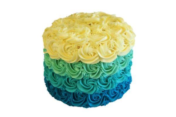 Smash Cake - Choose 4 Different Colors