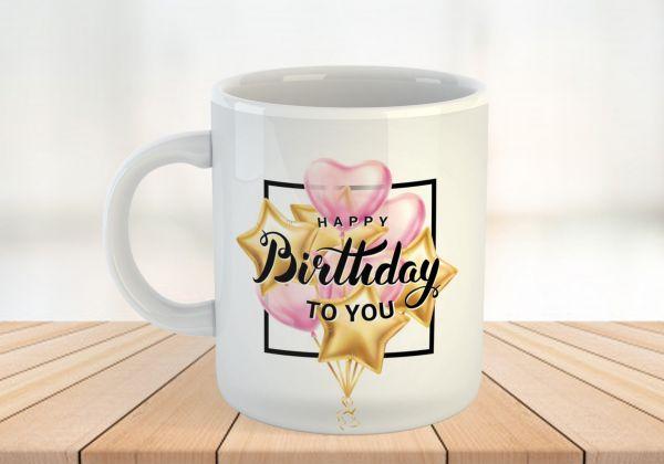 Personalized Birthday Boy Mug