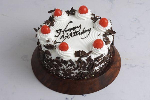 Blackforest (dedicate song through) Cake