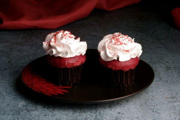Red Velvet Cupcake Pack Of 6