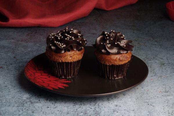 Chocolate Cupcakes Pack of 6