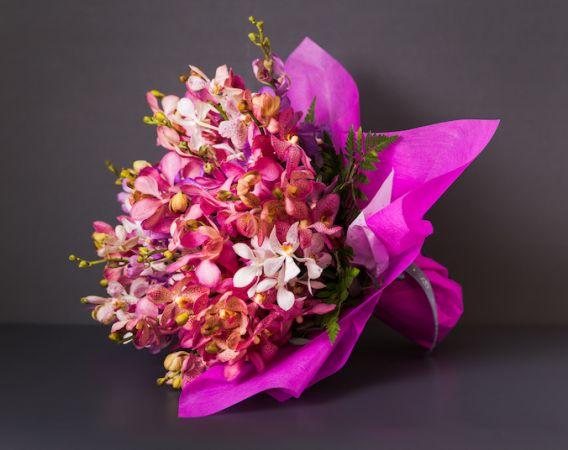 Riot Of Mokaras Flowers