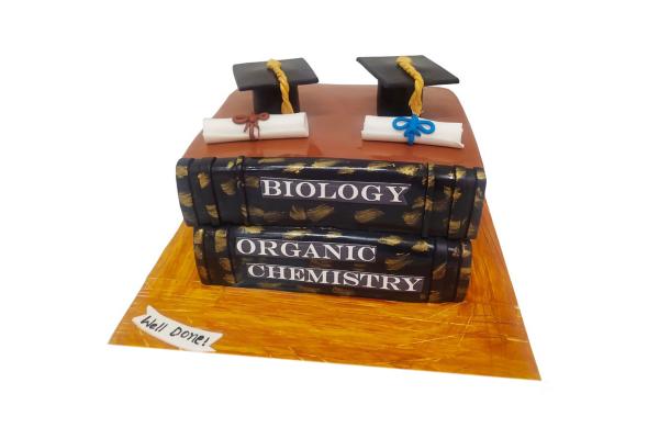 Science Lover Cake