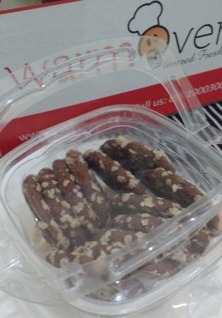 Warmoven Ragi Cookies