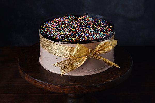 Pull Me Up Chocolate Truffle Cake
