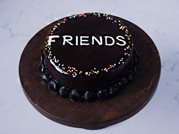 Friendship Day Chocolate Truffle